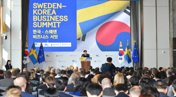 Korea-Sweden Business Summit